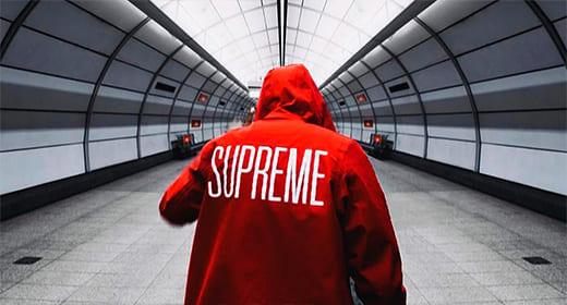 Одежда в стиле Supreme — хайповый тренд