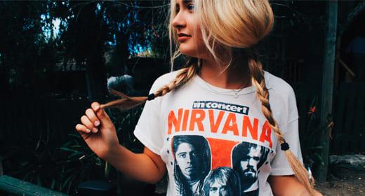 Рок-музыка — атрибуты рокерской одежды