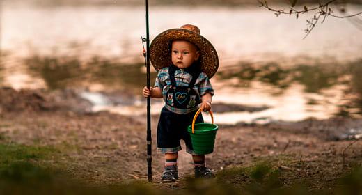 Рыбалка — атрибуты одежды для рыбаков