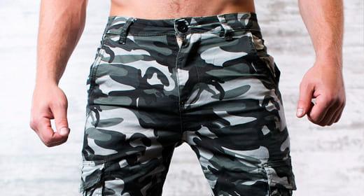 Стиль милитари в одежде — модные тенденции