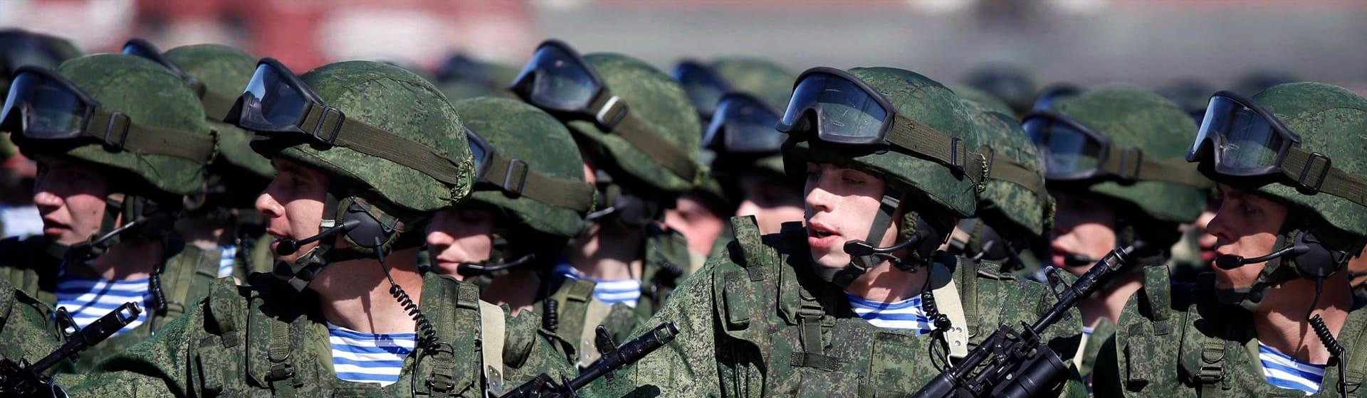 Армия - Зимние куртки