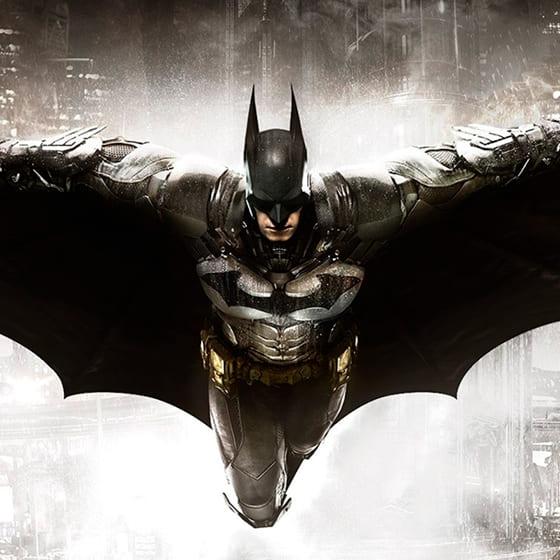 Мужские пижамы Бэтмен