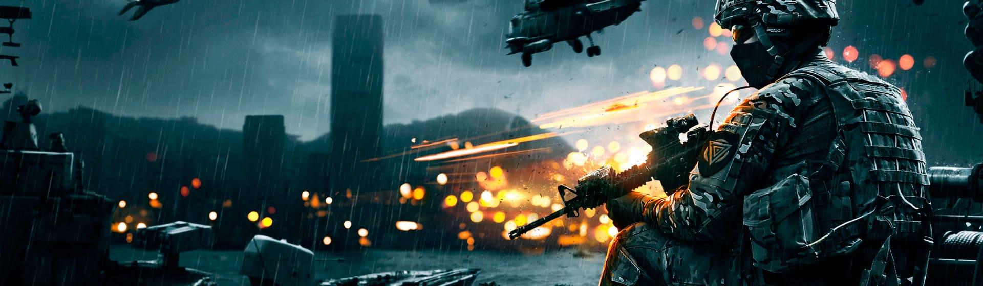 Battlefield - Мерч и одежда с атрибутикой