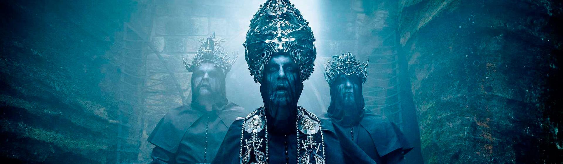 Behemoth - Мерч и одежда с атрибутикой