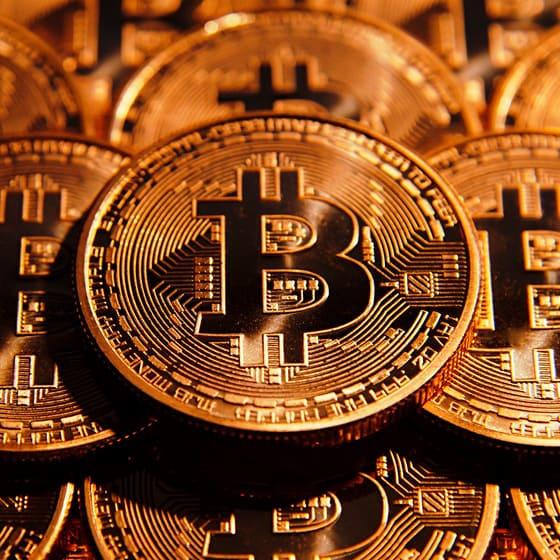 Женские лонгсливы Bitcoin