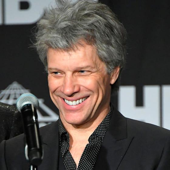Детские 3D-свитшоты Bon Jovi