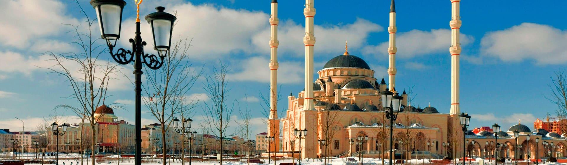 Чечня - Мерч и одежда с атрибутикой