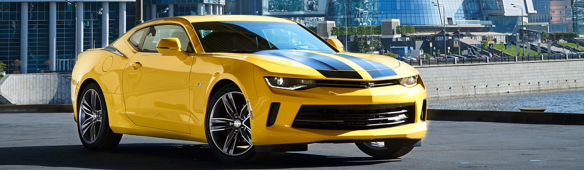 Chevrolet - Женские свитшоты