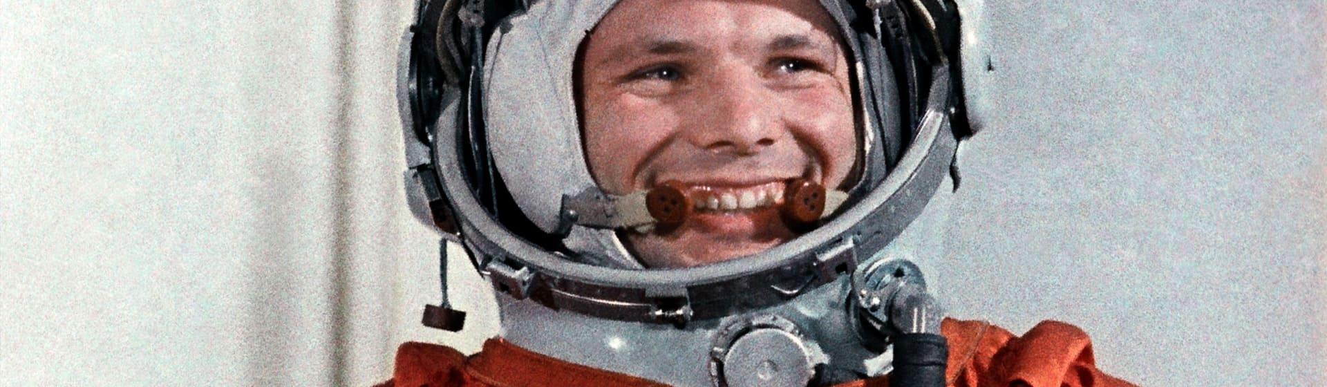 День космонавтики - Мужские 3D-лонгсливы