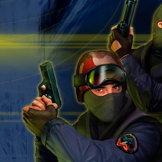 Демисезонные куртки Counter-Strike