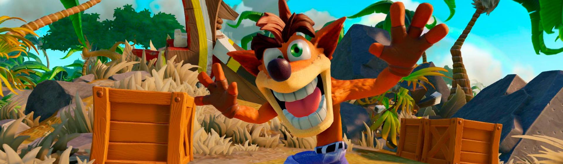 Crash Bandicoot - Мужские пижамы