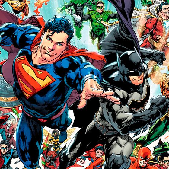 Одежда DC Comics