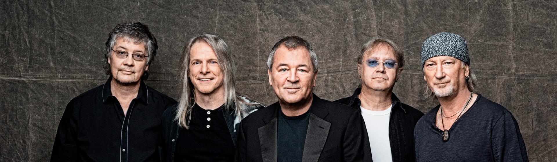 Deep Purple - Мужские пижамы