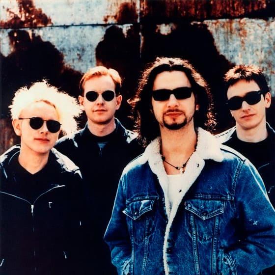 Женские футболки оверсайз Depeche Mode
