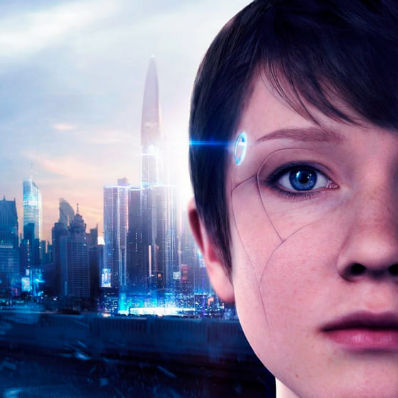 Одежда Detroit: Become Human