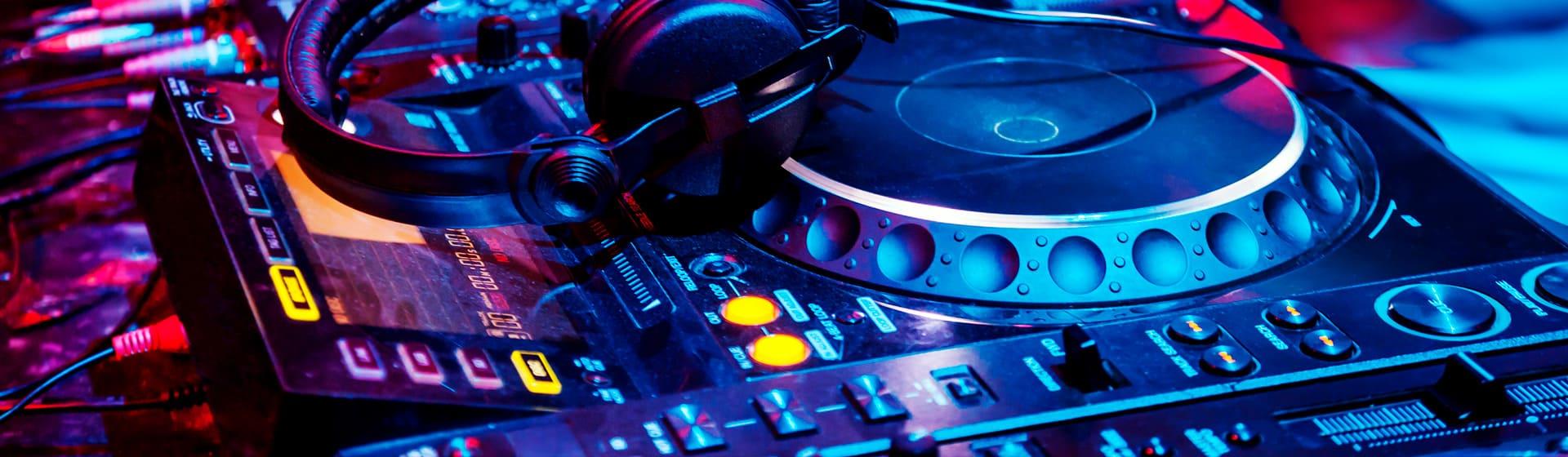 DJ - Мерч и одежда с атрибутикой