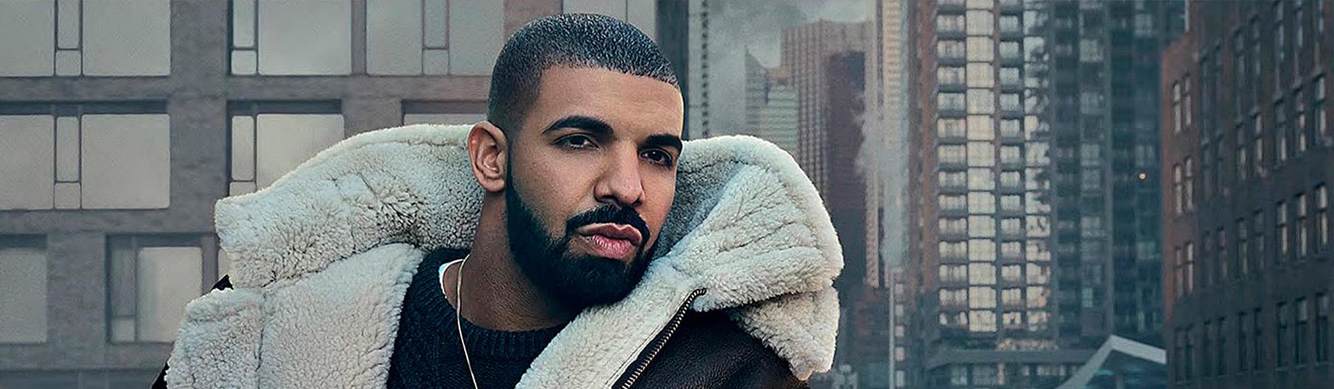 Drake - Мужские 3D-лонгсливы