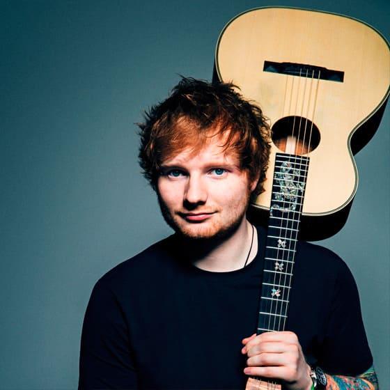 Одежда Ed Sheeran