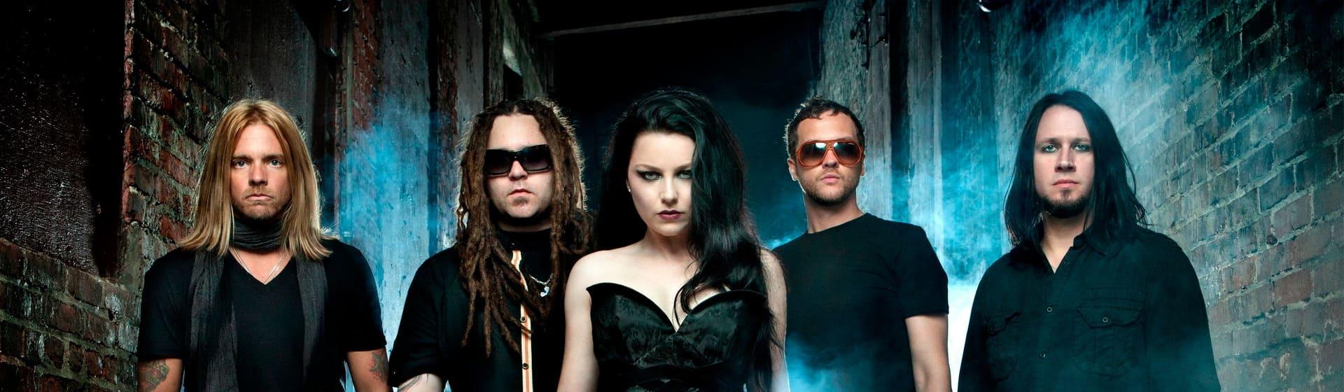 Evanescence - Мерч и одежда с атрибутикой