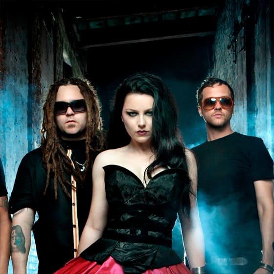 Футболки Evanescence