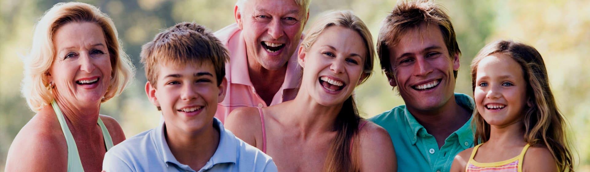 Семья и родные