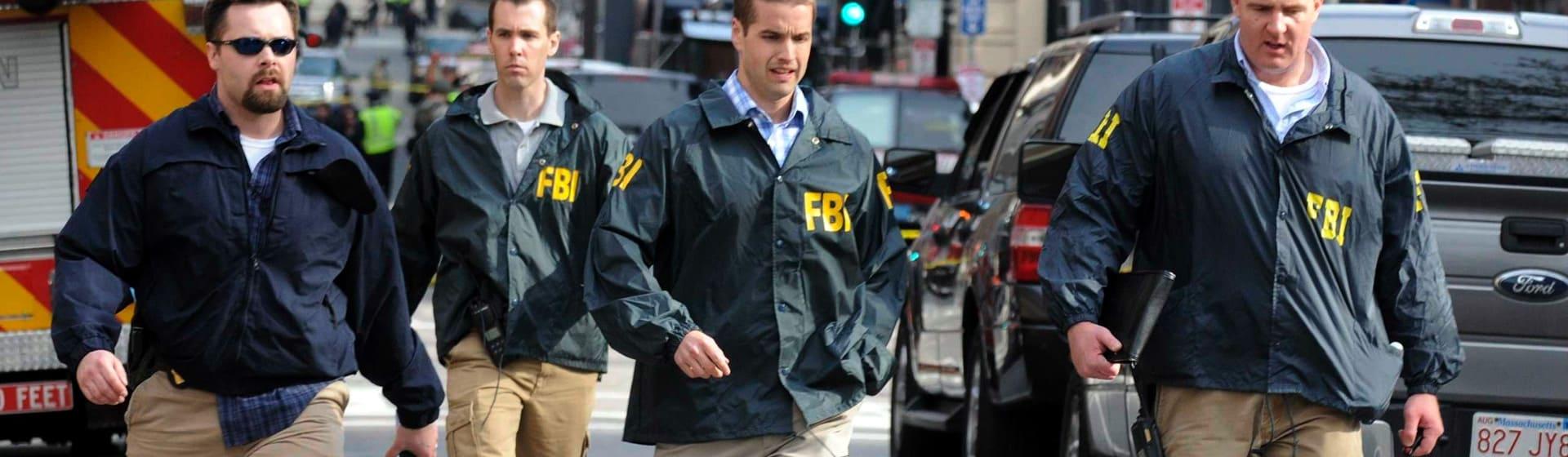 FBI - Мерч и одежда с атрибутикой