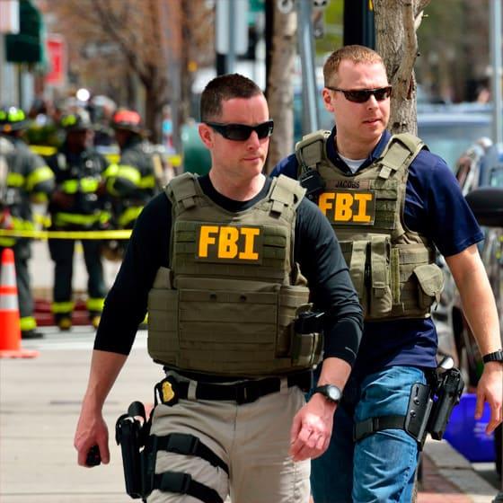 Пижамы FBI