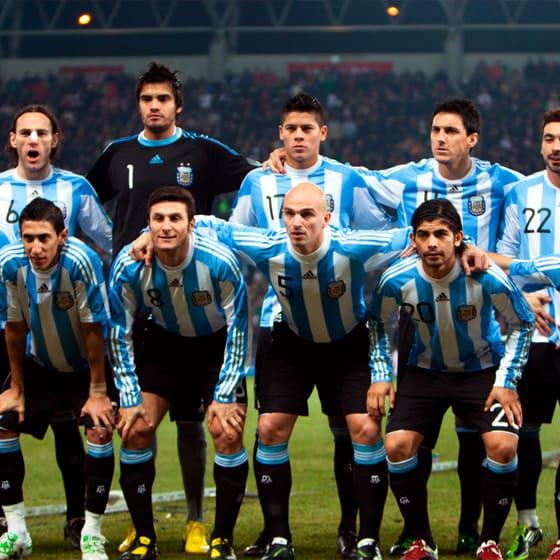 Одежда Сборная Аргентины