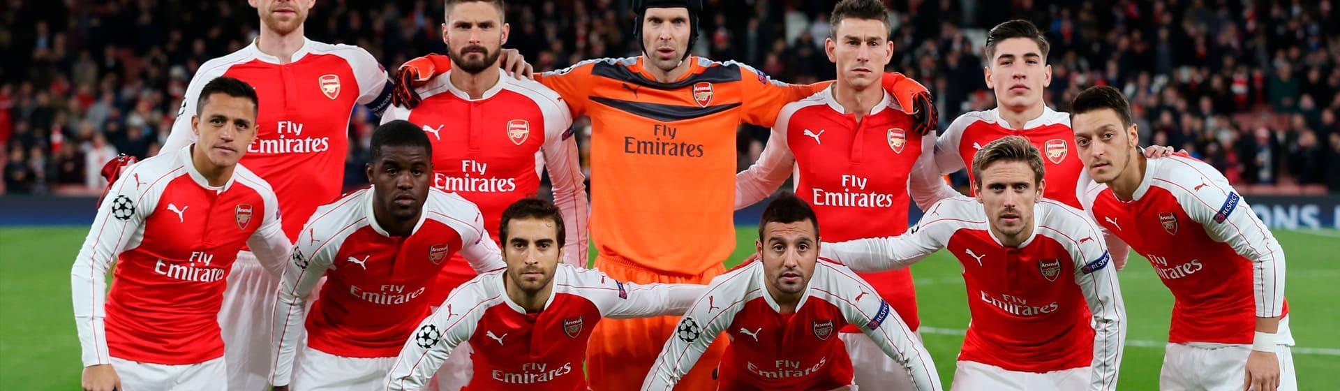 FC Arsenal - Мерч и одежда с атрибутикой