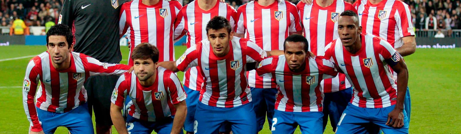 FC Atletico Madrid - Женские бомберы