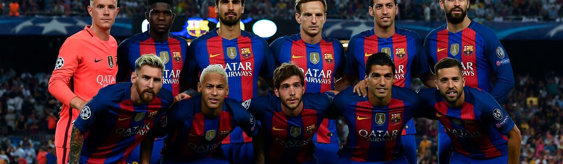 FC Barcelona - Мерч и одежда с атрибутикой