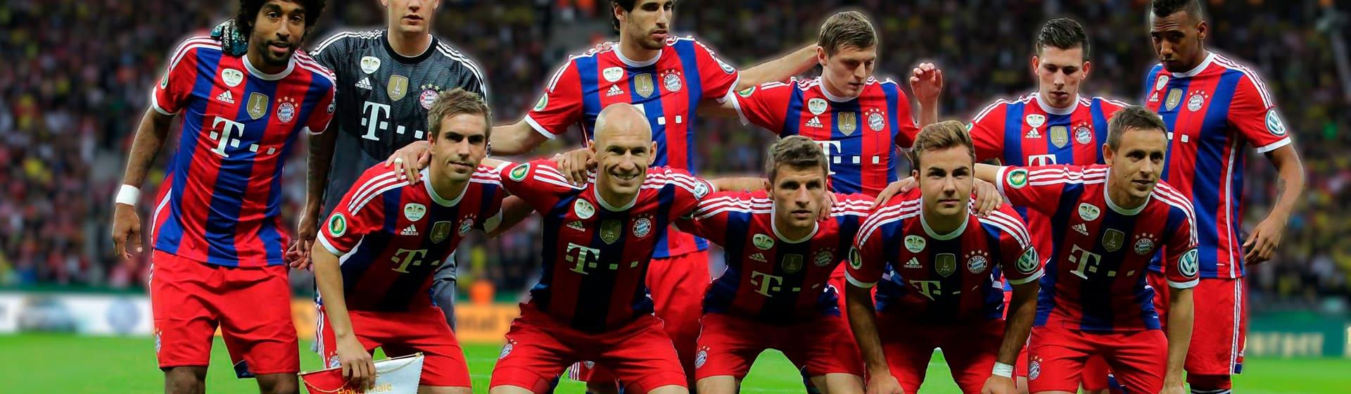 FC Bayern Munchen - Женские свитшоты