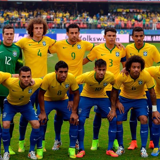Футболки Сборная Бразилии