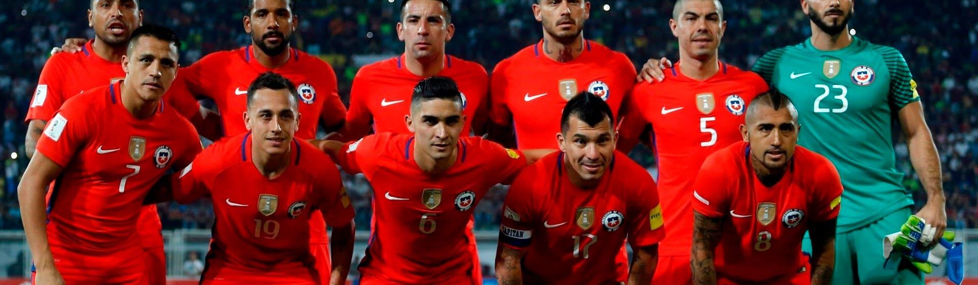 Сборная Чили - Мерч и одежда с атрибутикой