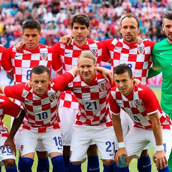 Зимние куртки Сборная Хорватии