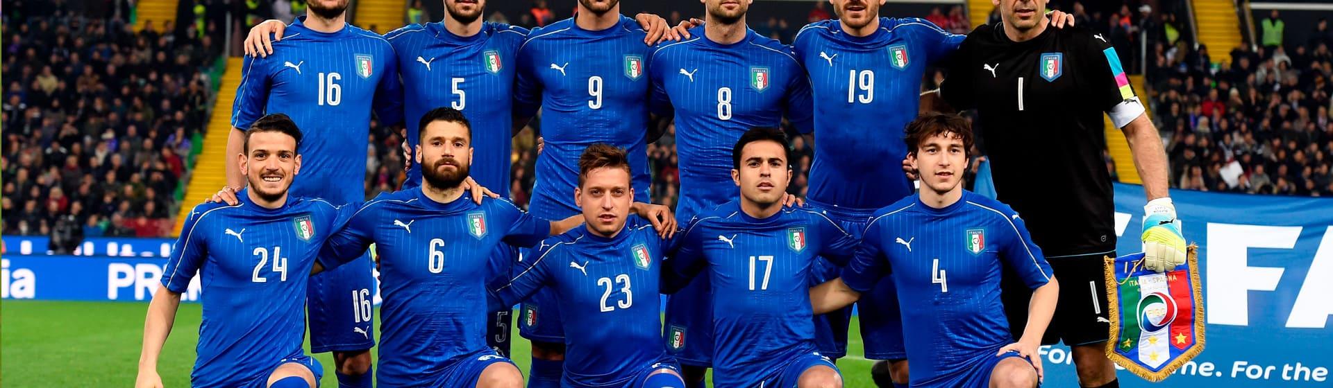 Сборная Италии - Мерч и одежда с атрибутикой