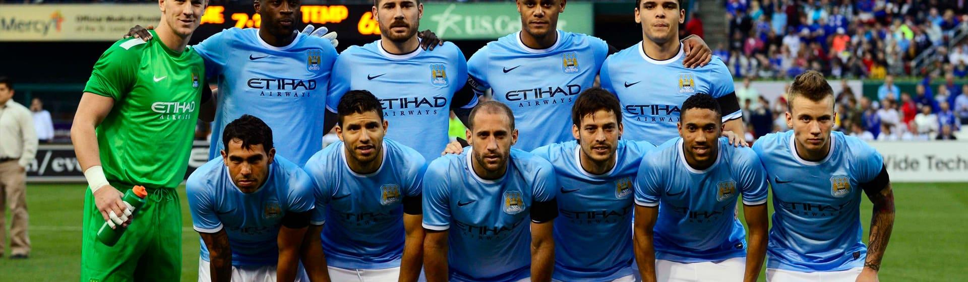 FC Manchester City - Женские толстовки