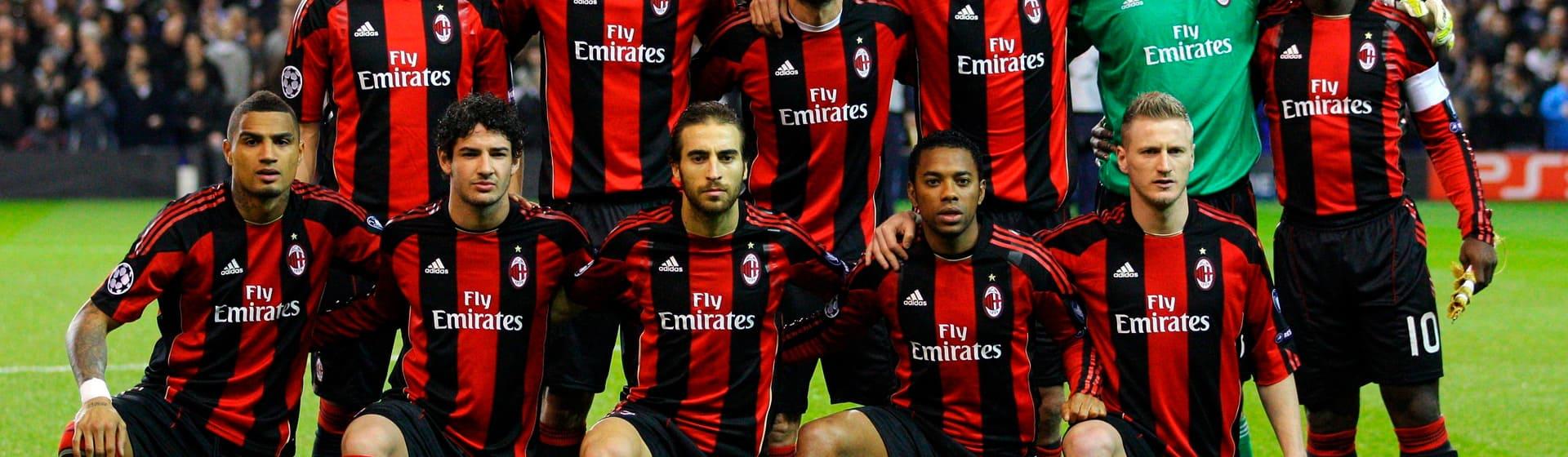 АC Milan - Зимние куртки