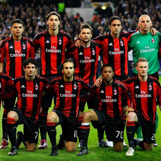 Одежда ФК Милан