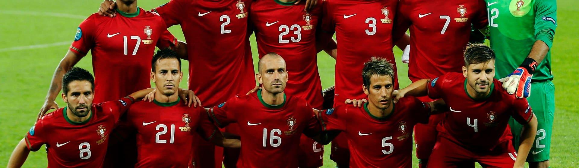 Сборная Португалии - Мерч и одежда с атрибутикой