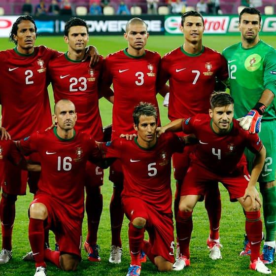 Футболки Сборная Португалии