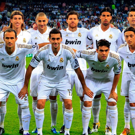 Женские свитшоты Реал Мадрид