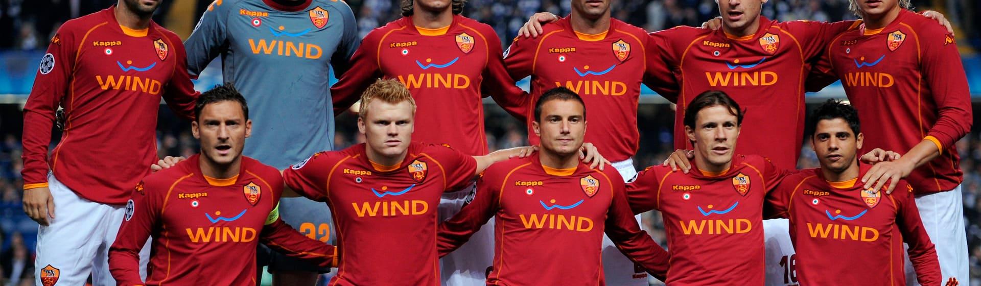 AS Roma - Мерч и одежда с атрибутикой