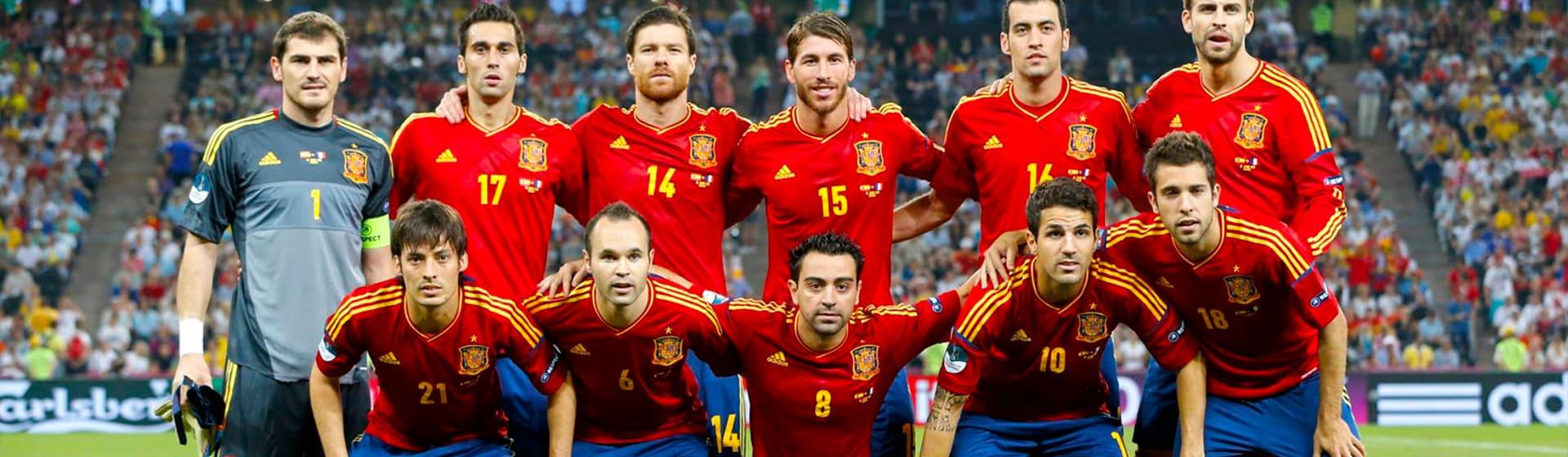 Сборная Испании - Мерч и одежда с атрибутикой