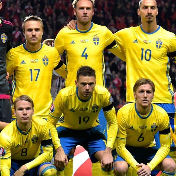 Одежда Сборная Швеции