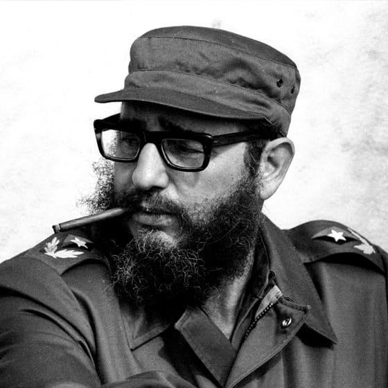 Женские толстовки Фидель Кастро