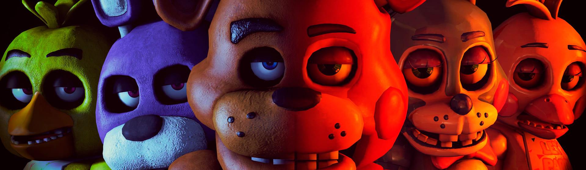 Five Nights At Freddy's - Мерч и одежда с атрибутикой