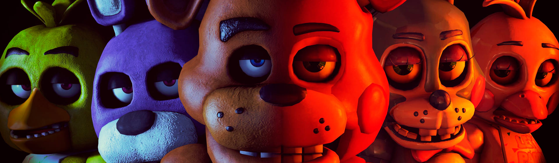 Five Nights At Freddy's - Женские свитшоты