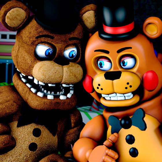 Футболки Five Nights At Freddy's