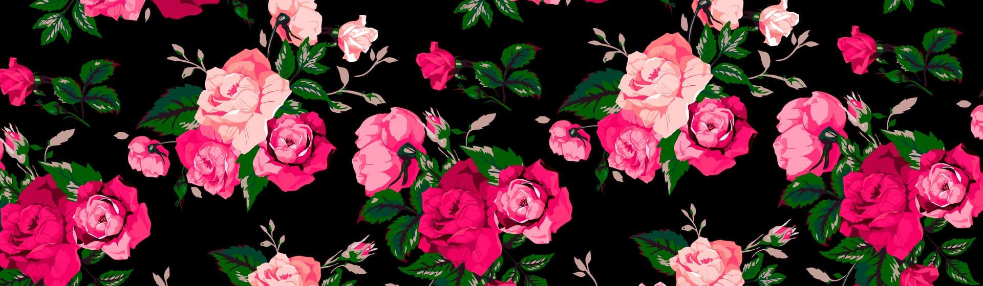 Цветы - Женские толстовки
